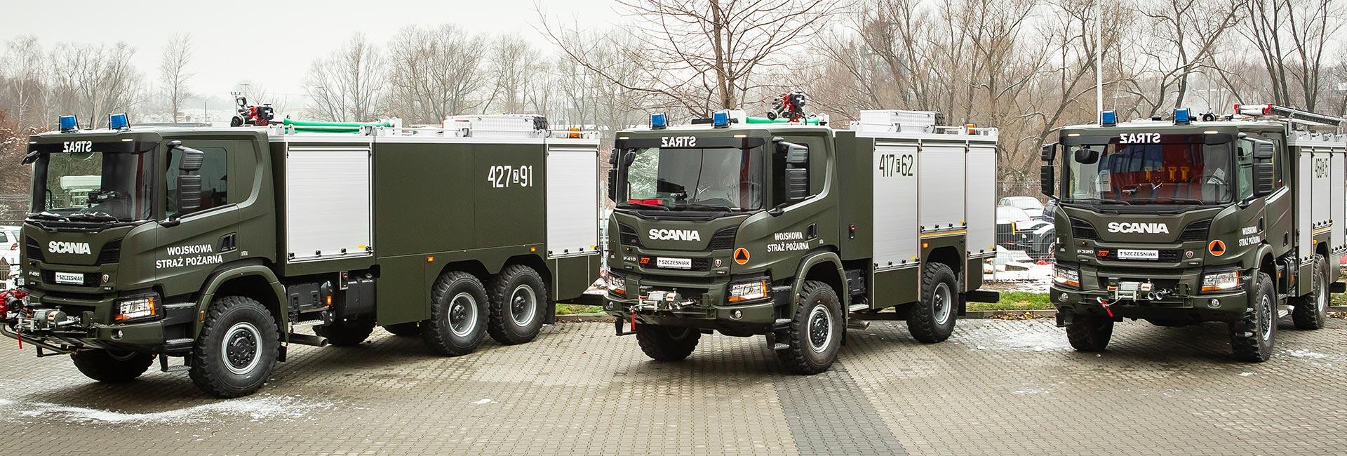 Szczęsniak Pojazdy Wojskowe